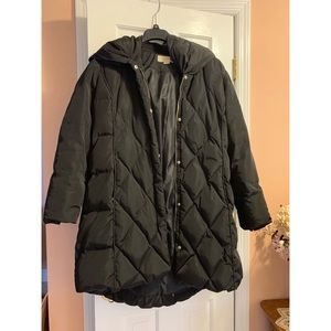 NWOT! Michael Kors Hooded Down Puffer Coat